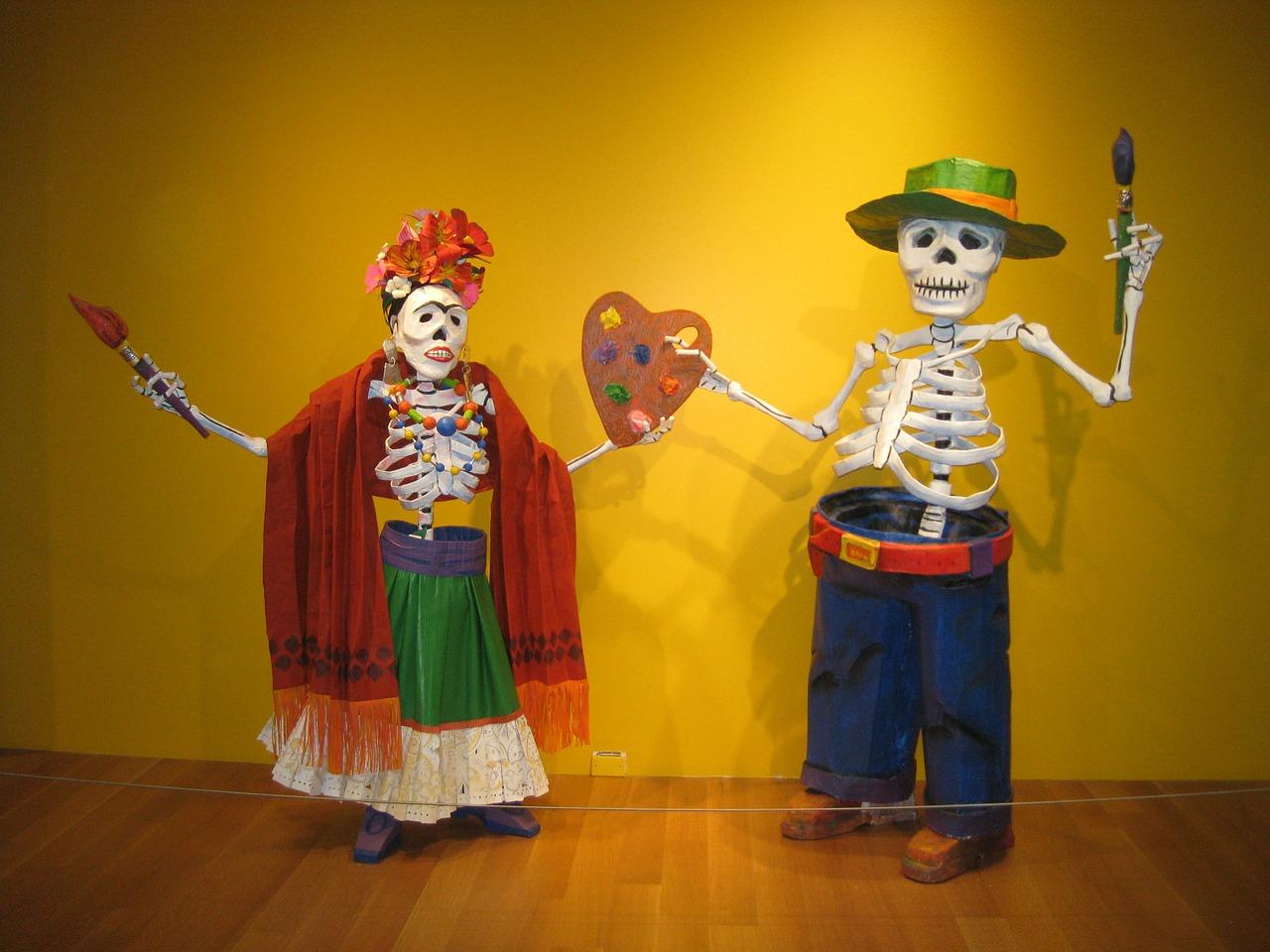 Casa Frida Kahlo