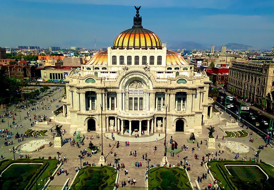 Palacio de Bellas Artes de Mexico