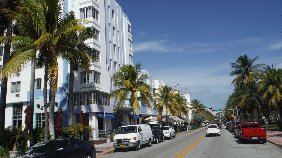Calle de Ocean Drive