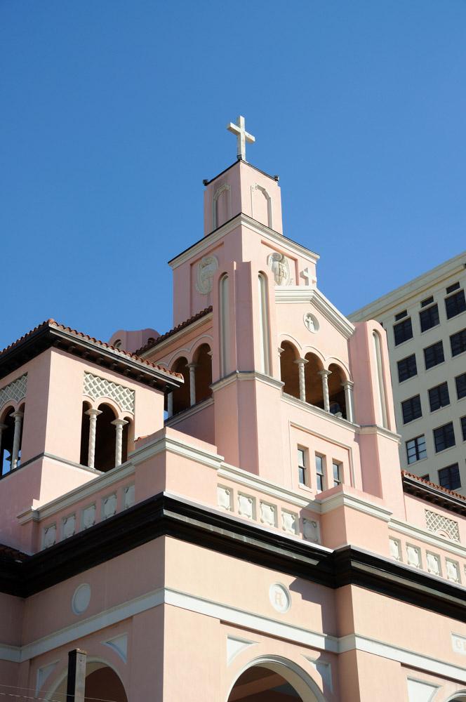 Templo religioso Miami