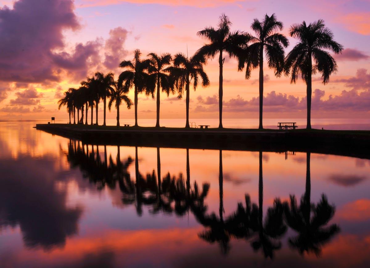 Atardeceres de Miami