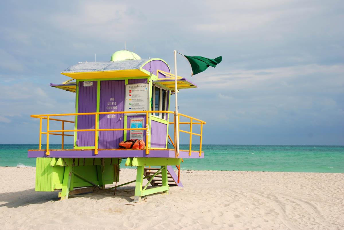 Que visitar en Miami: playas