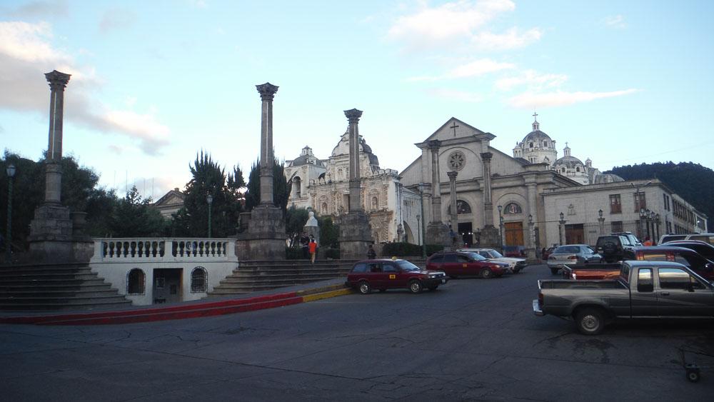 Centro de Quetzaltenango