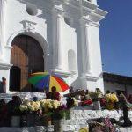 Iglesia en Chichicastenango