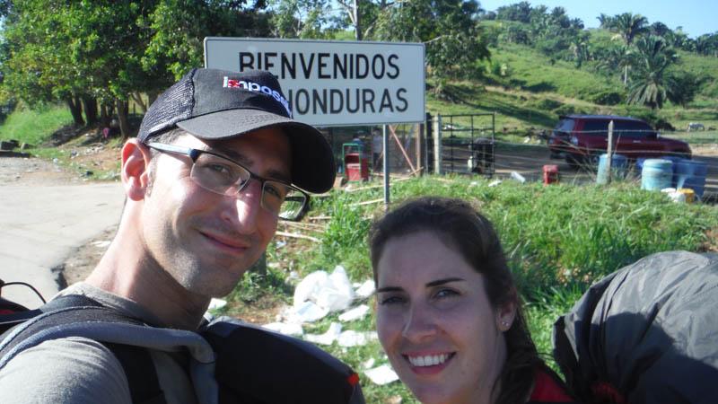 Bienvenida en Honduras