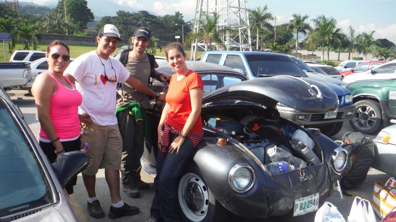 Amigos en Honduras