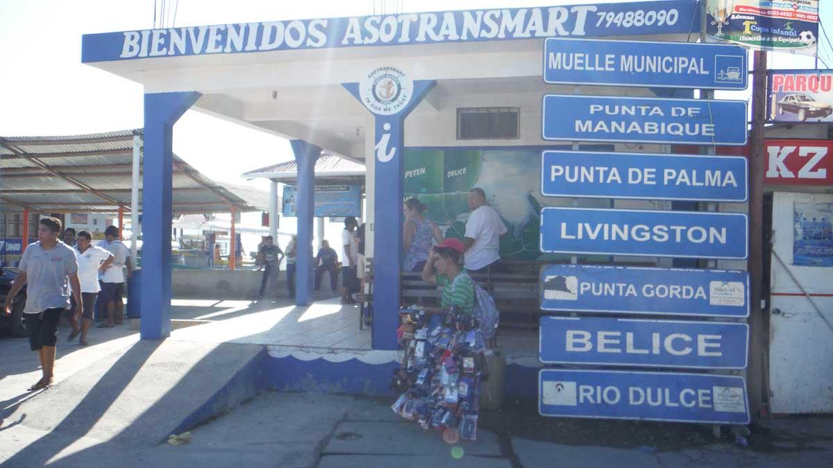 Puerto de Guatemala
