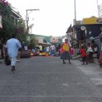 Calles de Livingston Guatemala