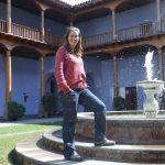 MJ en el centro español