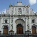 Iglesia en Antigua Guatemala