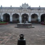 Convento en Antigua Guatemala