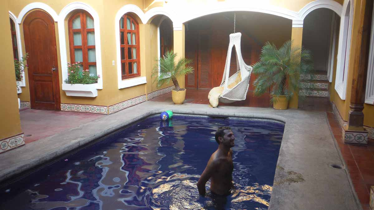 Hotel en Granada, Nicaragua