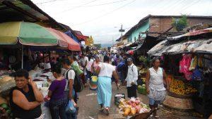 Mercado nicaraguense