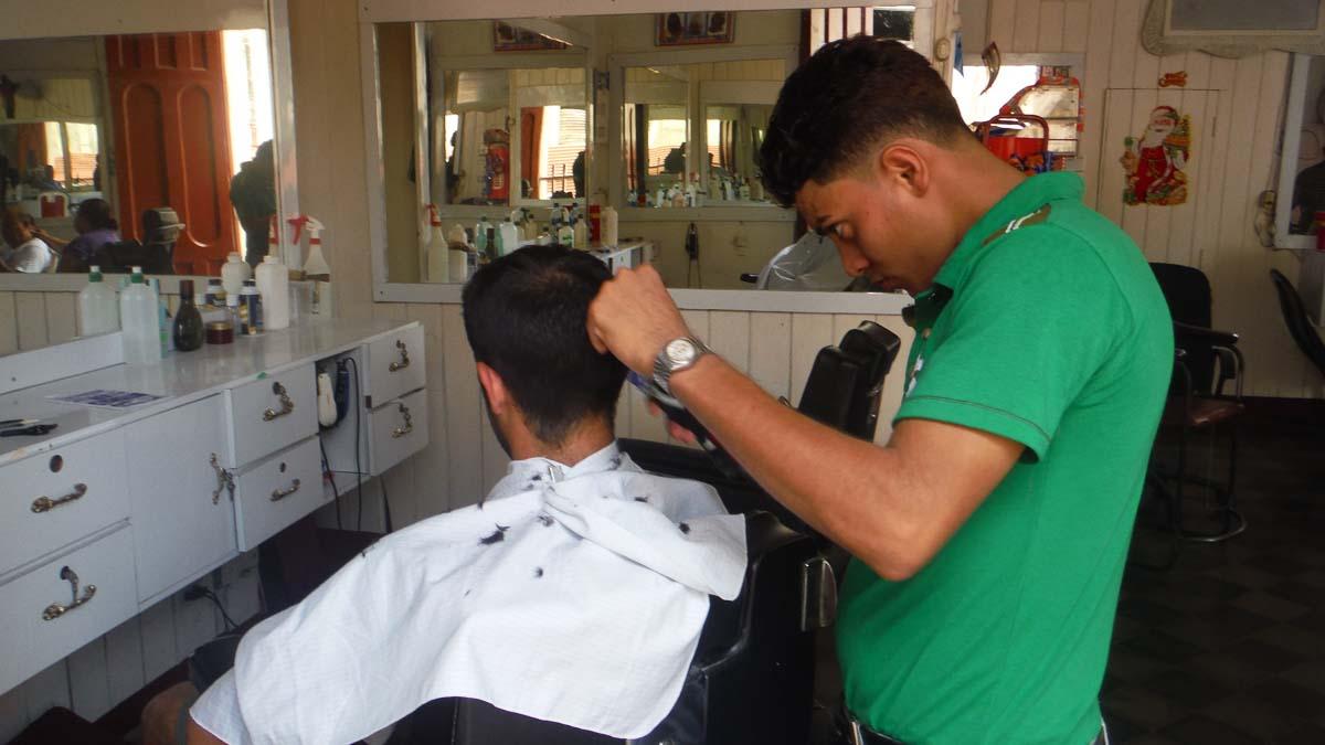 De peluqueria