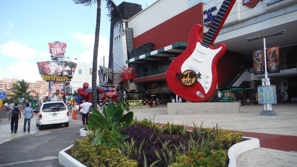 Riviera Maya: Coco Bongo