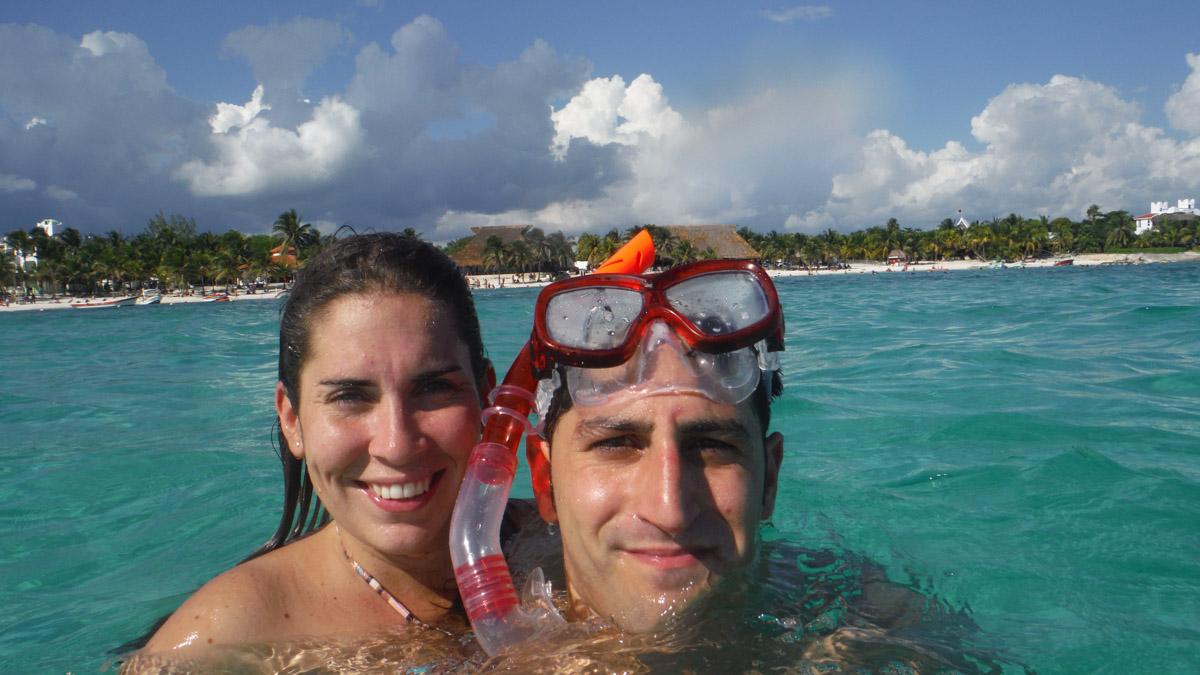 Riviera Maya: Playa de Akumal