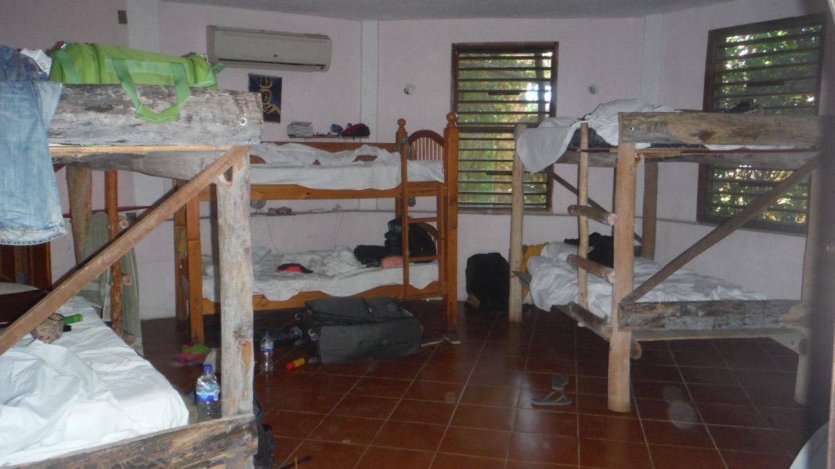 Riviera Maya: Hostel en Tulum