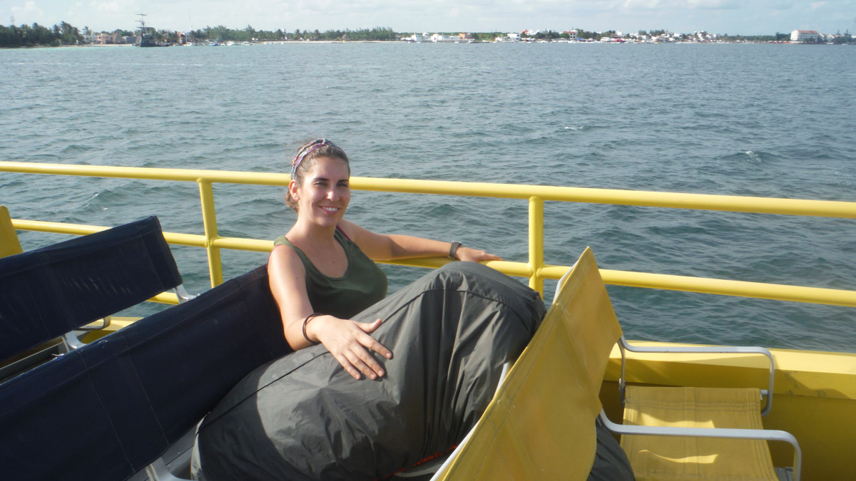 Ferry a Isla Mujeres