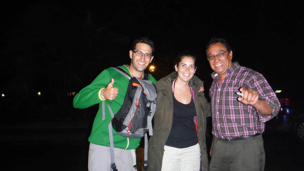 Nuestro salvador en Isla Mujeres