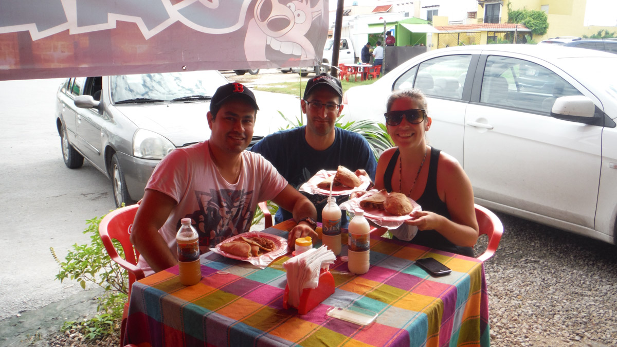 Couchsurfing en Cancun