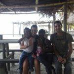 Comunidad garifuna en Honduras