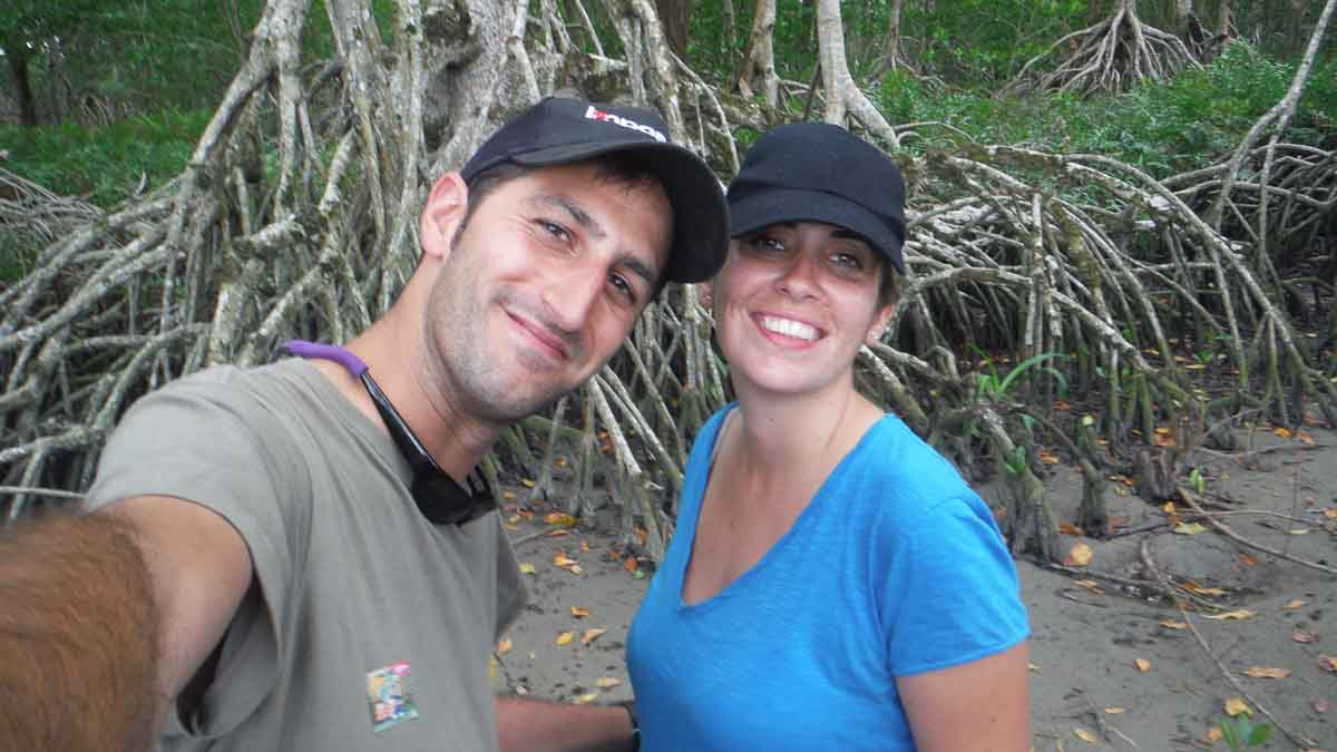 Manglares en Honduras