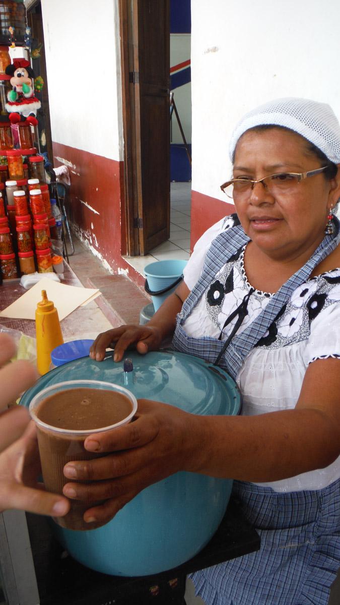 Pozol, bebida tipica mexicana