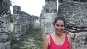 MJ en Chichen Itza