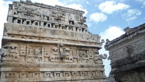 Templo en Chichen Itza