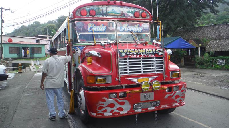 Cómo moverse en Panamá