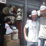 Sombreros panameños