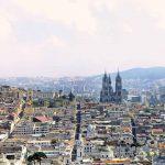 Quito desde las alturas