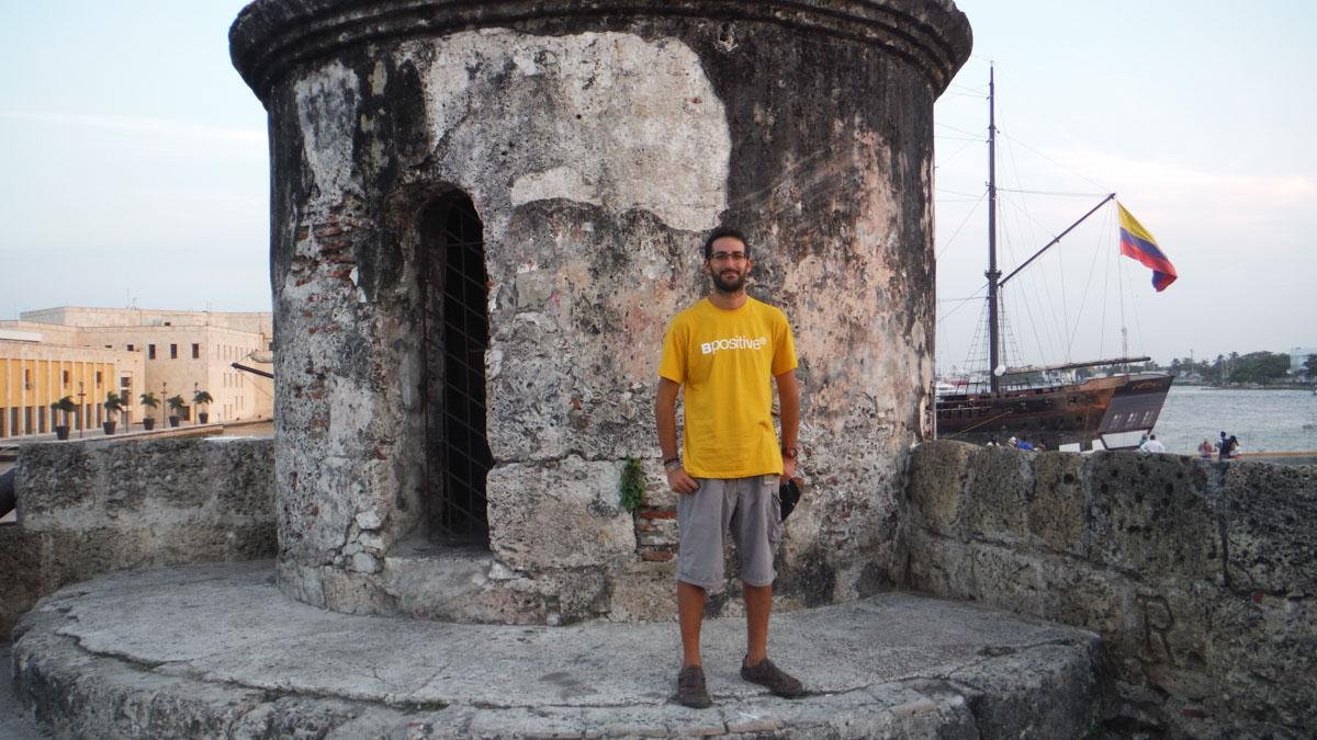 JP en Cartagena de Indias