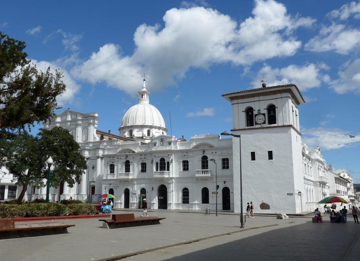 Centro de Popayan