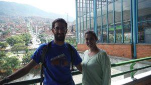 Nosotros en Medellin