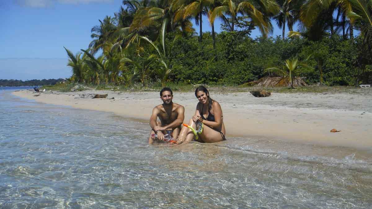 Playas Bocas del Toro