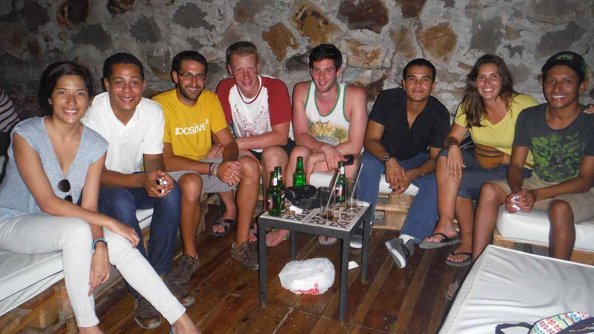 Amigos en Panama