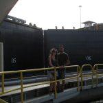 Nosotros en el Canal de Panama
