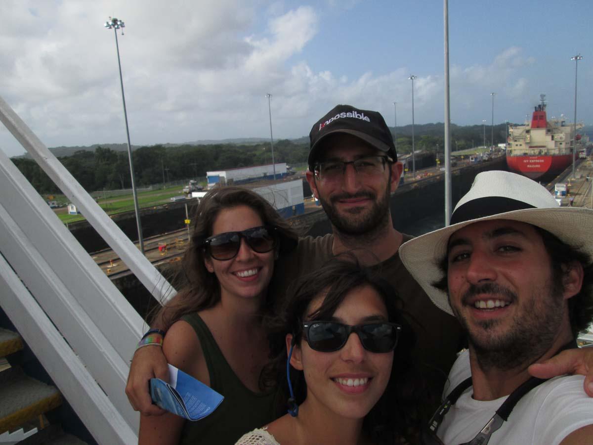 Como visitar el Canal de Panama