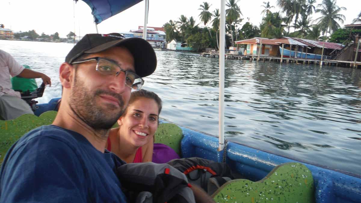 Taxi en Bocas del Toro