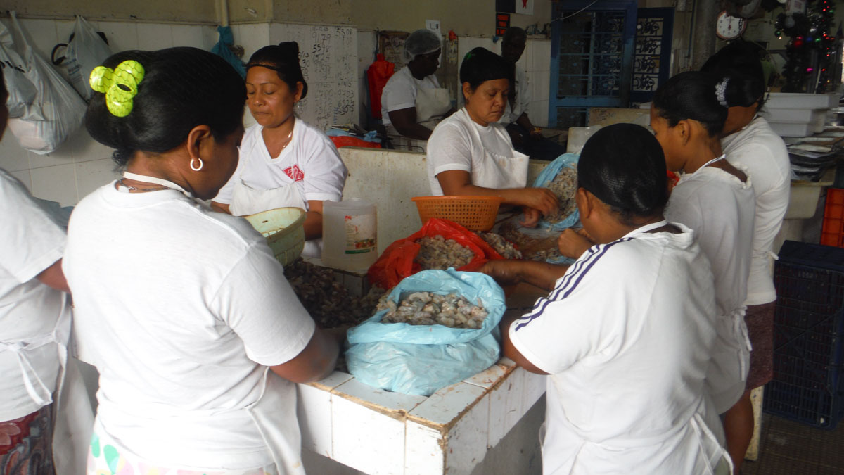 Comer en Panama