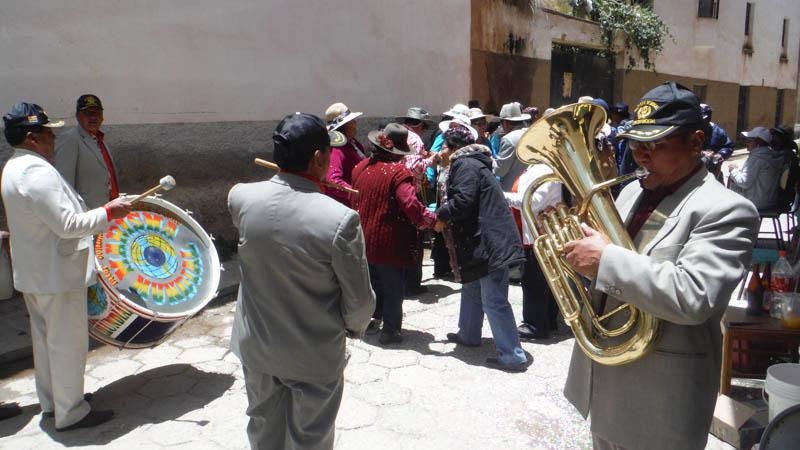 Fiestas la Candelaria Bolivia