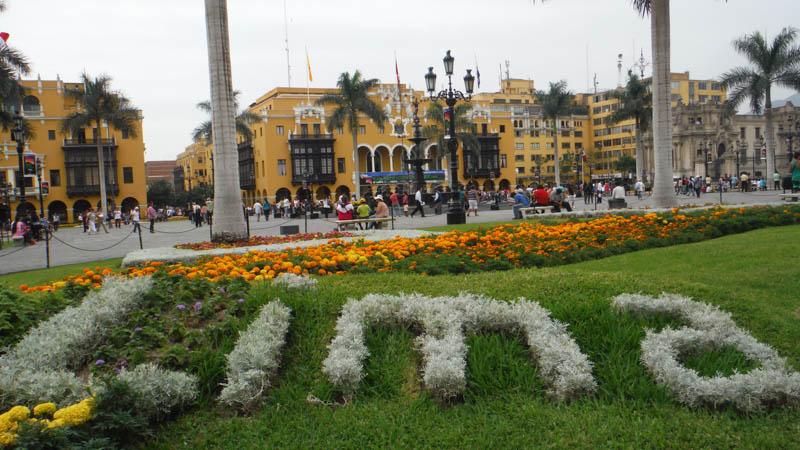 Armas de Lima