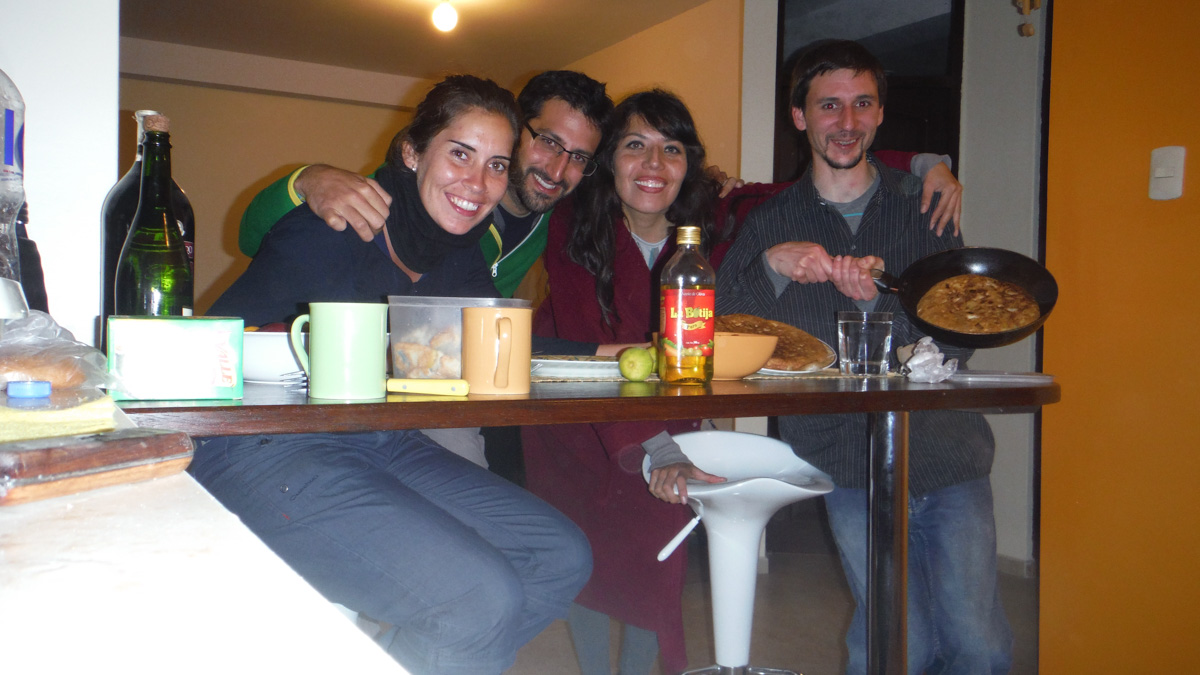 Comida en Cusco