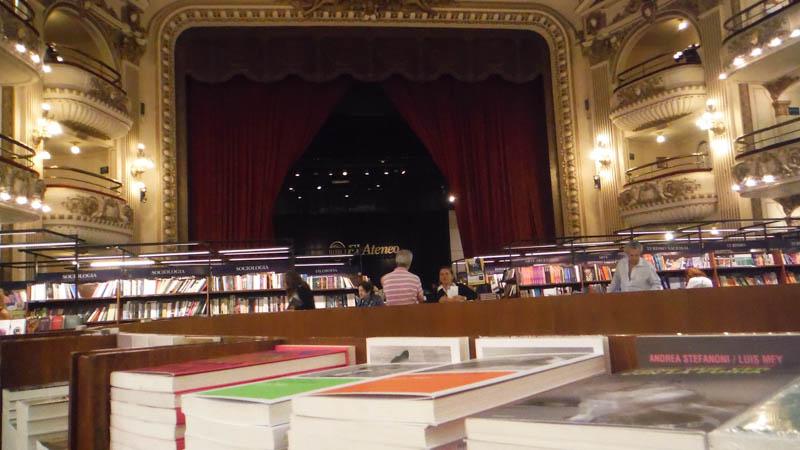 Librería Ferrovía en Santa Fé