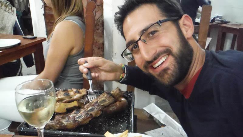Cena en Salta