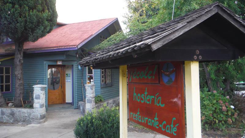 Hostal Ecolé en Pucón