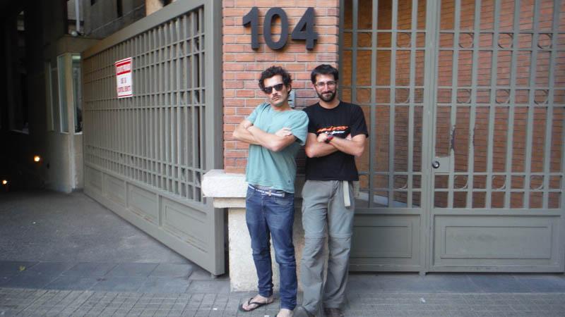 Nono y JP