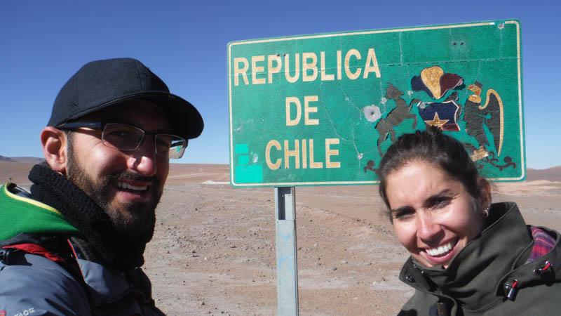 Señal República de Chile