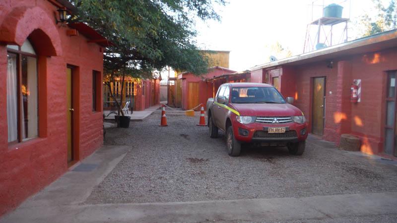 Calle Caracoles, Atacama